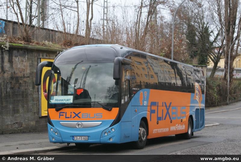 Flixbus Mainz Köln
